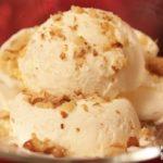 Сливочное мороженое с орехами Турецкая кухня
