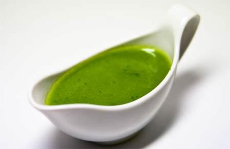 Соус «Зеленый» Русская кухня