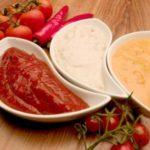 Соусы к овощным блюдам Соусы