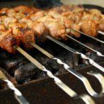 Старинный рецепт шашлыка на вертеле Азербайджанская кухня