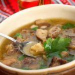 Суитли аш (молочная рисовая каша) Туркменская кухня