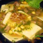 Сулу-хингал Азербайджанская кухня