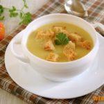 Суп грибной с тыквой (вместо картофеля) Супы