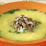 Суп из баранины по-турецки Первые блюда Турецкая кухня