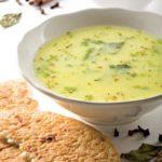 Суп из йогурта Первые блюда Турецкая кухня