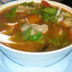 Суп из кальмара (Тунис) Африканская кухня