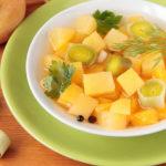 Суп из репы с медом Супы