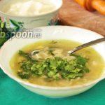 Суп по-азербайджански Азербайджанская кухня