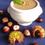 Суп-пюре «Дичь с каштанами» Немецкая кухня