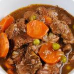 Суп с бараниной и овощами Супы