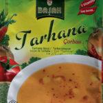 Суп с тарханой Первые блюда Турецкая кухня