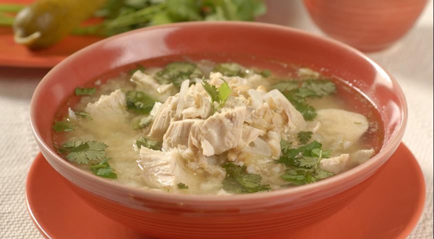 Суп таронский Армянская кухня