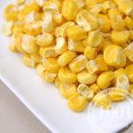 Сушеная кукуруза Заготовки, консервирование