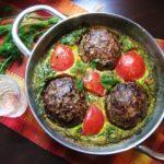Тева-кебаб Азербайджанская кухня