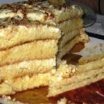 Торт Аленка Выпечка Торты