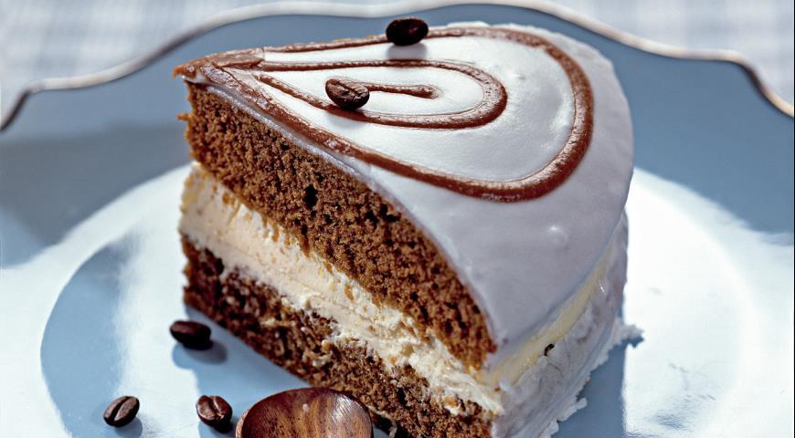 Торт «Кофейный» Выпечка