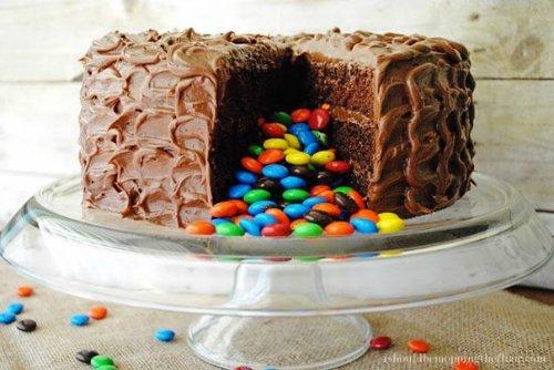 Торт «Сюрприз» Выпечка