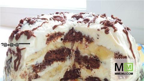 Торт «Вдохновение» Выпечка Торты