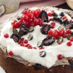 Торт «Ягодный» Выпечка