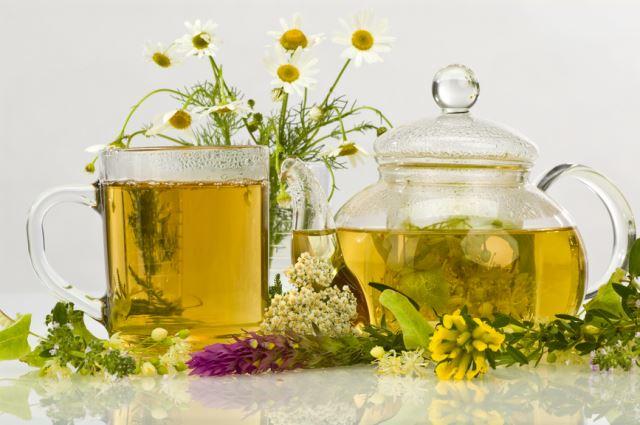 Травяной чай для бани Напитки
