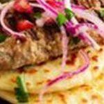 Тресковый кебаб по-турецки Вторые блюда Шашлыки