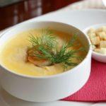 Умпач-защи (мучной суп с зеленью) Супы Туркменская кухня