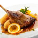 Утка в апельсинном сиропе Блюда из курицы Вторые блюда