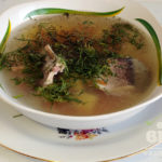 Уха по-сибирски Рыбацкая кухня