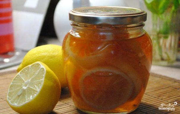 Варенье из кожуры лимонов