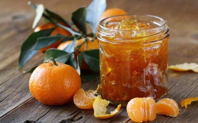 Варенье из мандариновой кожуры Заготовки, консервирование