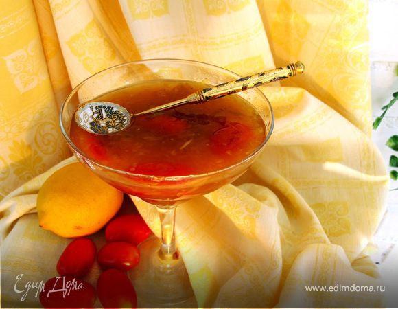 Варенье из помидоров и цитрусовых
