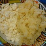 Вареники с картофелем и творогом Из картошки
