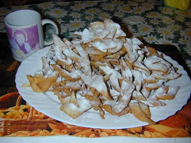 Вергуны простые Украинская кухня