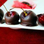 Вишня в шоколаде Десерты Конфеты