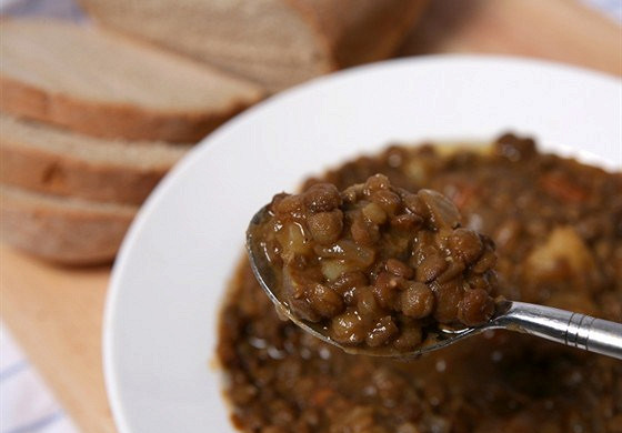 Воспи апур (суп с чечевицей) Армянская кухня