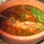 Харчо (суп) Грузинская кухня