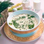 Хаши (густой суп) Грузинская кухня
