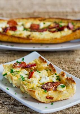 Хлебная пицца Пицца