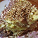 Яблочное пирожное Пирожные