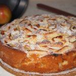 Яблочный пирог Американская кухня