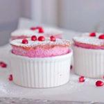 Ягодное суфле Десерты Фруктовые десерты
