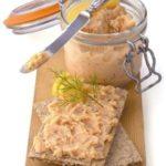 Якнине (печеночный паштет) Литовская кухня