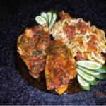 Ясса из цыплят (Мавритания) Африканская кухня