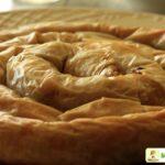 Ятоза (изделие из теста с мясной начинкой) Туркменская кухня