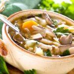 Юшка охотничья (Суп с потрохами) Украинская кухня