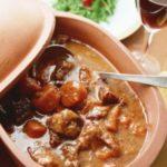 Замэ дэ пасэре (куриный суп с рисом или фасолью) Молдавская кухня Супы