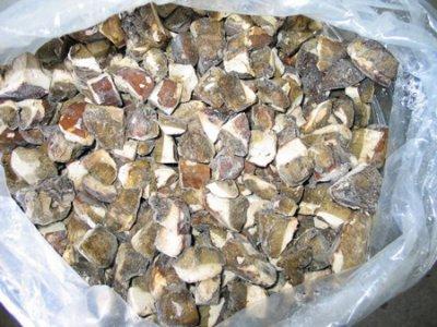 Замораживание грибов Заготовки, консервирование