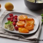 Запеченные абрикосы Десерты Фруктовые десерты