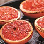 Запеченный грейпфрут Десерты Фруктовые десерты