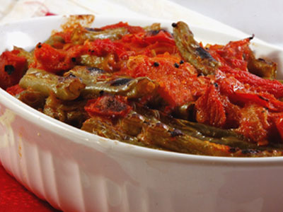 Зейтиньялы Овощные блюда Турецкая кухня